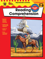 Reading comprehension gr 7-8