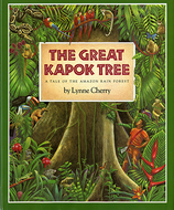 The great kapok tree a tale of the  amazon rain forest big book