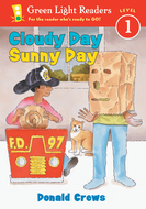 Green light readers cloudy day  sunny day level 1
