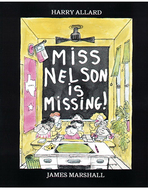Carry along book & cd miss nelson  is missing