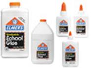 Elmers school glue 4 oz bottle