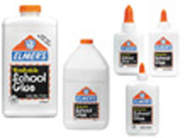 Elmers school glue 8 oz bottle