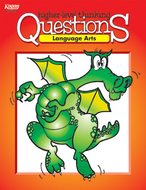 Language arts higher level thinking  questions