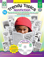 Trendy topics nonfiction
