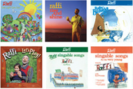 The best of raffi cd collection