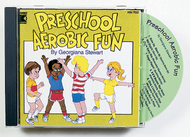 Preschool aerobic fun cd ages 3-6