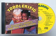 Toddlerific cd