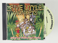 Five little monkeys cd