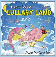 Lets visit lullaby land cd