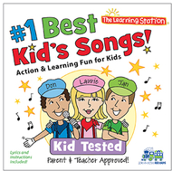 No1 best kids songs cd