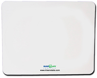 Rectangular 6pk blank replacement  dry erase sheets