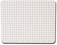 Rectangular 6pk graph replacement  dry erase sheets