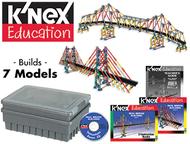 Knex real bridge building