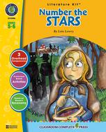 Number the stars literature kit