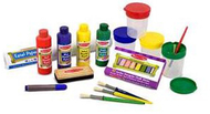 Easel companion set