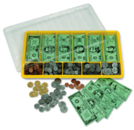 Giant classroom money kit gr k & up