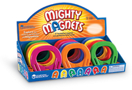 Pop display horseshoe shaped mighty  magnets 12/set