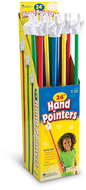 24in hand pointer pop display 16pcs