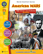 American wars big book world  conflict series