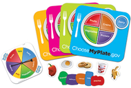 Healthy helpings a myplate game