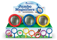 Jumbo magnifier countertop 12/set  display pop
