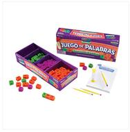 Juego de palabras a spanish reading  rod word game