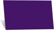 Flannelboard small mounted dark  purple background