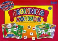 Beginning sounds phonics learning  center kit