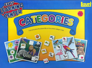 Categories phonics learning center  kit