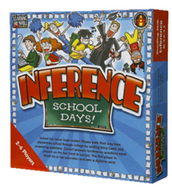 Inference school days red