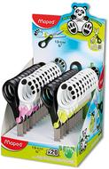 5in koopy scissors with spring 20pk  display