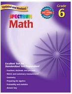 Spectrum math gr 6 starburst