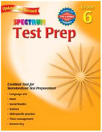 Spectrum test prep gr 6
