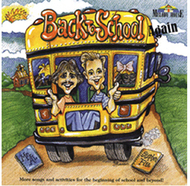 Back to school again cd