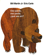 Brown bear brown bear oso pardo oso  pardo que ves ahi