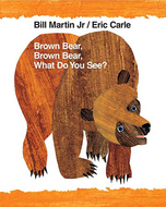 Brown bear brown bear big book