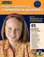 Progress monitoring comprehension  assessments gr 3-4