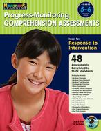 Progress monitoring comprehension  assessments gr 5-6