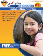 Everyday comprehension gr 3  intervention activities