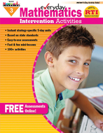 Everyday mathematics gr 3  intervention activities