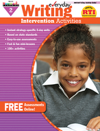 Everyday writing gr 2 intervention  activities