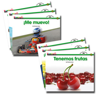 En espanol sight word readers  science set of 16