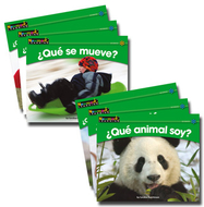 En espanol science vol 1 set of 12  rising readers