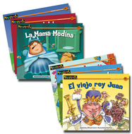 En espanol nursery rhyme tales vol2  set of 12 rising readers fiction