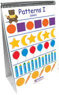 Patterns and sorting 10 double  sided curriculum mastery flip cht