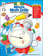 Minute math drills addition &  subtraction