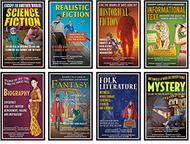 Literary genres bb set