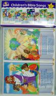 Bb set childrens bible songs