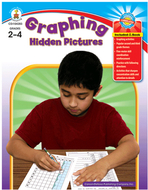 Graphing hidden pictures gr 2-4