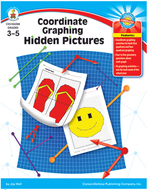 Coordinate graphing hidden pictures  gr 3-5